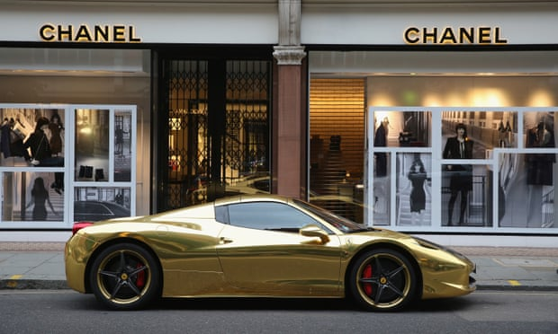 The super-rich: another 31,000 people join the ultra-wealthy elite